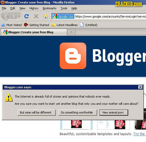 6 Website Error Messages That Would Save Time