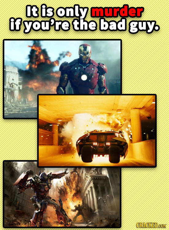 21 Of The Absolute Worst Movie Lessons, In Handy Meme Format