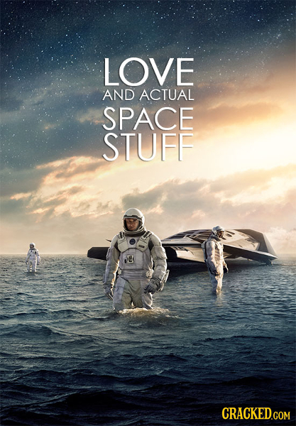 LOVE AND ACTUAL SPACE STUFF CRACKED.COM