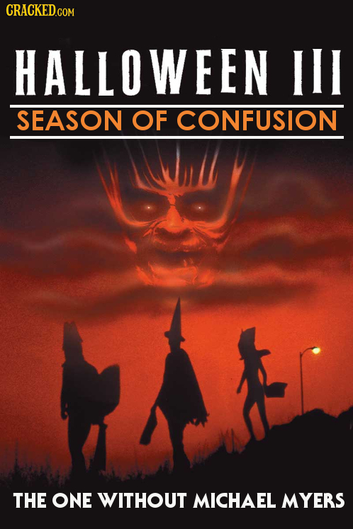 CRACKEDco COM HALLOWEEN I SEASON OF CONFUSION THE ONE WITHOUT MICHAEL MYERS