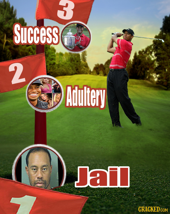 3 Success 2 Adultery Jail