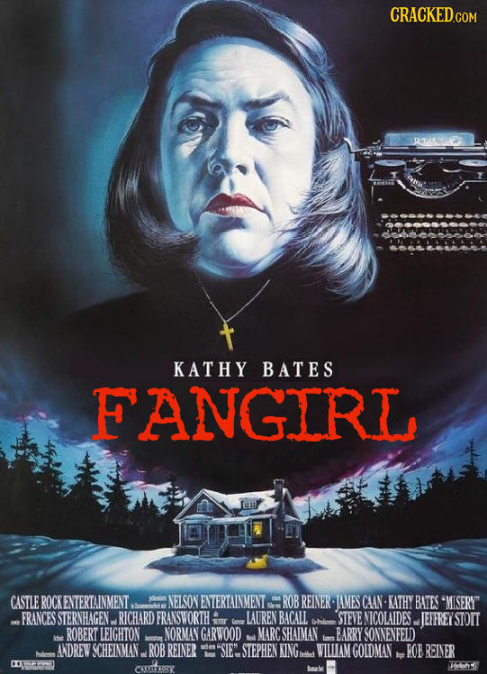 If Horror Movie Posters Were Forced To Be Honest