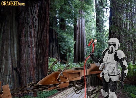 20 Awkward Implications Star Wars Skips Over