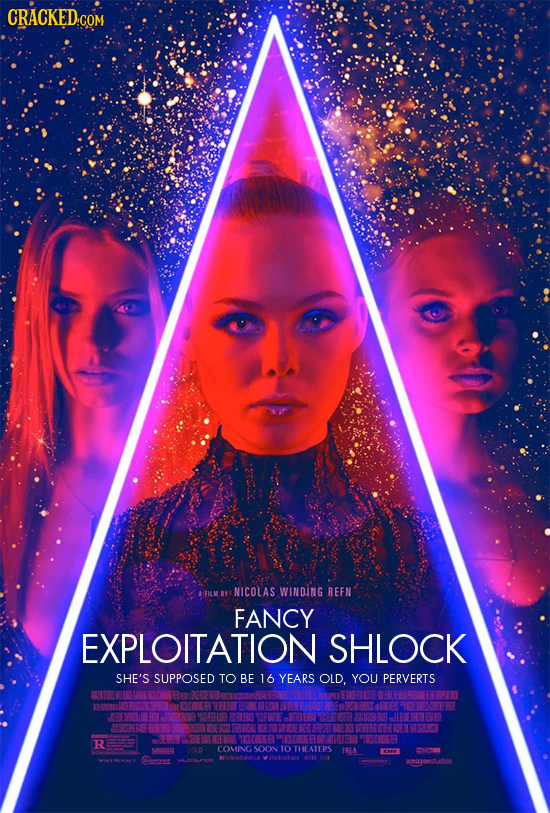 CRACKED.COM NICOLAS WINDING REFN FANCY EXPLOITATION SHLOCK SHE'S SUPPOSED TO BE 16 YEARS OLD, YOU PERVERTS DOO S ERERTI 12000 CFEFT O B E RE BLSS 112