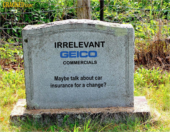 26 Tombstones For Things That Need To Die In 2017