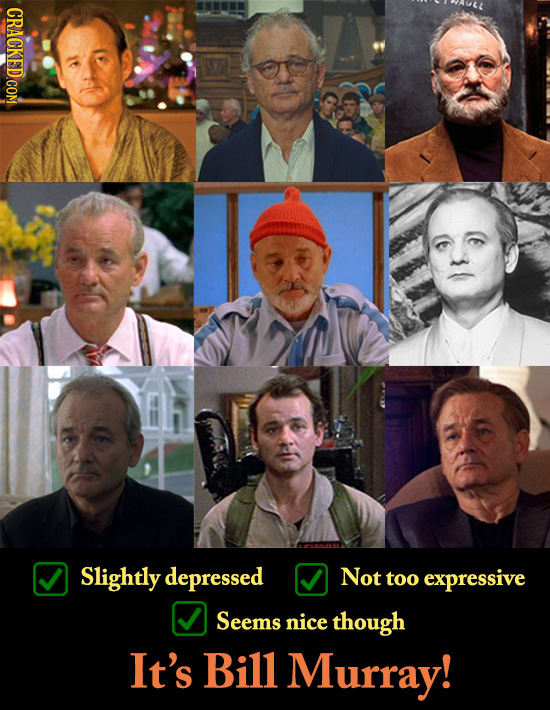 Characters From Different Movies Who Are The Same Person