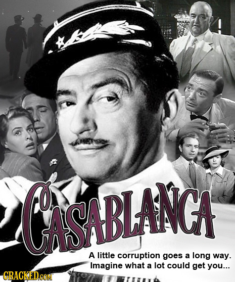CSBIANGA A little corruption goes a long way. Imagine what a lot could get you... CRACKEDCON