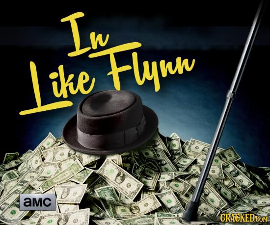 In ike ike Flynn aMc