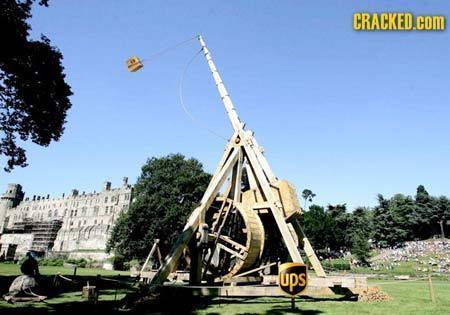 If The Modern World Ran On Medieval Technology