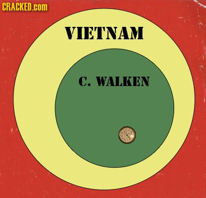 CRACKED.cOM VIETNAM C. WALKEN