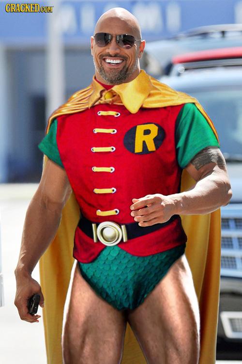 The 22 Worst Possible Superhero Casting Ideas