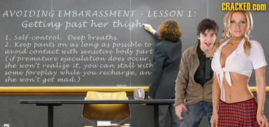 The Sex Ed Lessons You Wish They'd Taught You