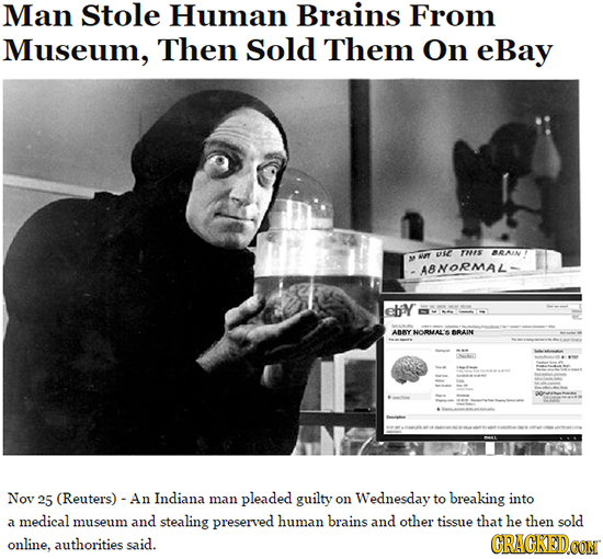 16 Recent News Stories Altered To Actually Tell The Truth