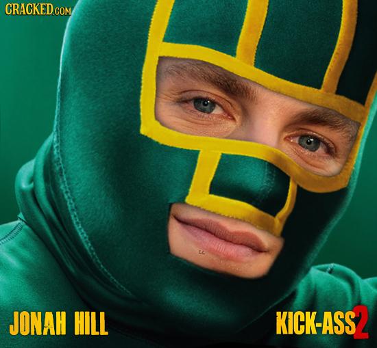 CRACKED JONAH HILL KICK-ASS2