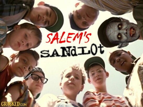 SALEM'S SANLOt