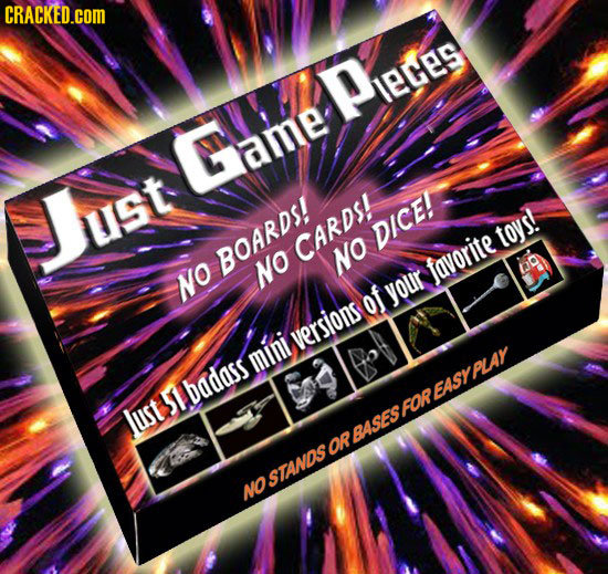 17 Board Games Too Awesome To Exist