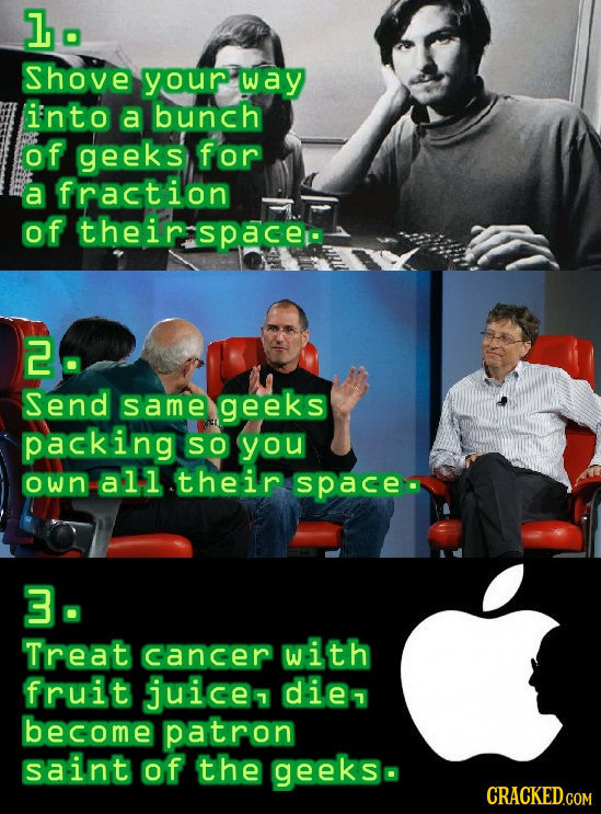 How Overrated Celebrities Tricked The World, In Three Steps