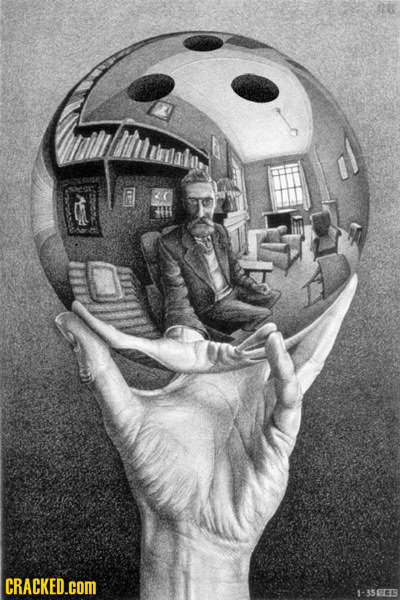 If Everyday Objects Were Designed by MC Escher