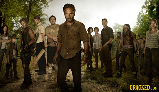14 Ideas 'The Walking Dead' Should Have Used Years Ago