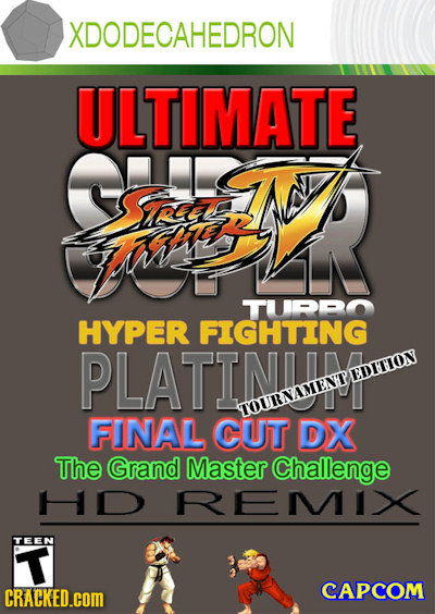 XDODECAHEDRON ULTIMATE $ Seoalb po TUPRO HYPER FIGHTING PLATINII SURNAMENTEDITION FINAL CUT DX The Grand Master Challenge HD REMIX TEEN T CRACKED.cOM