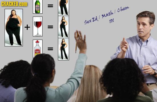 CRACKED.cOm 1 chem Math SexEd 101 + A
