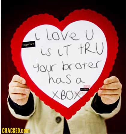 love U L tegether iT tRU S your broter has a BOX APAI CRACKED.COM