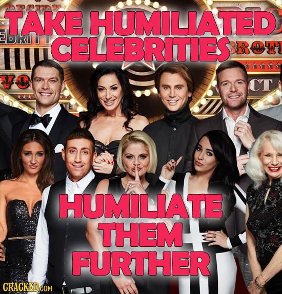 15 Reality TV Formulas We Suspect Hollywood Uses