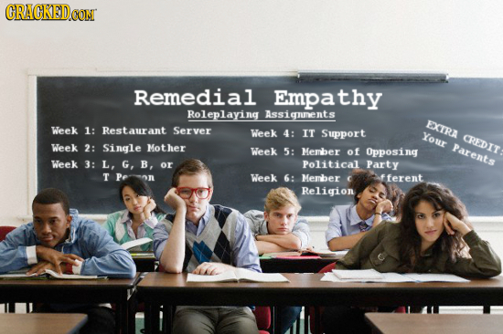 27 Classes We Wish They Forced People to Take in School