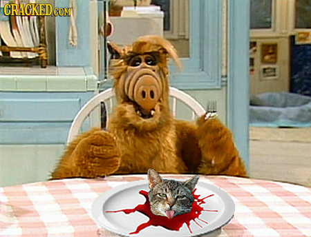 20 Rejected Scenes from Classic TV Shows