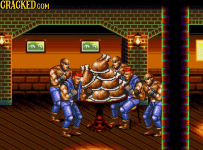 18 Silver Linings of Life Under Video Game Bad Guys