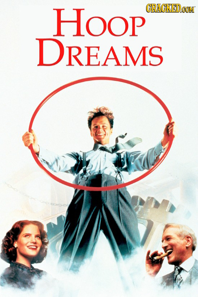 21 Famous Movies (If They Had Better Titles)