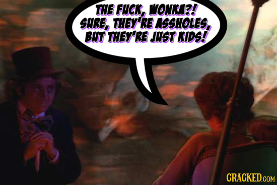 The 31 Most Profane Things Movie Characters Were Thinking