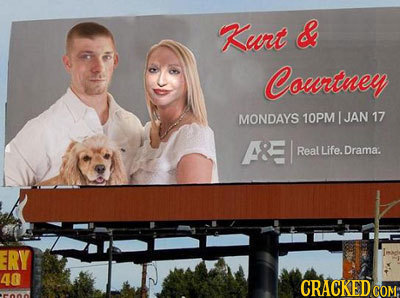 Kurt & Courtney MONDAYS 10PM E JAN 17 A&E Real Life. Drama:. RY 40 CRACKED COM