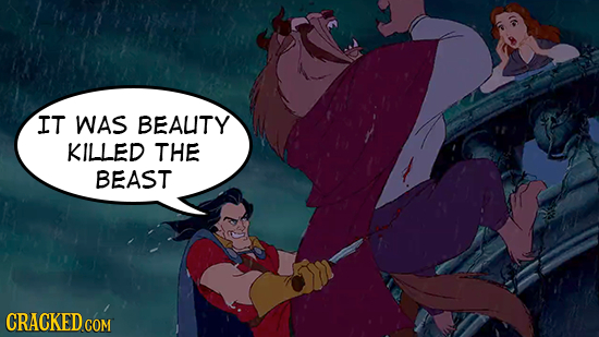 IT WAS BEAUTY KILLED THE BEAST CRACKED COM