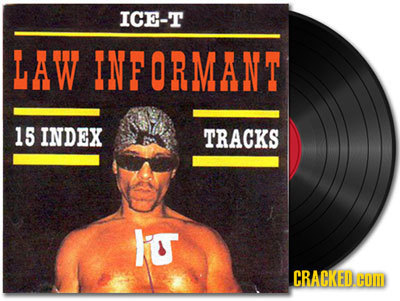 ICE-T LAW NFORMANT 15 INDEX TRACKS liu CRACKED.C com