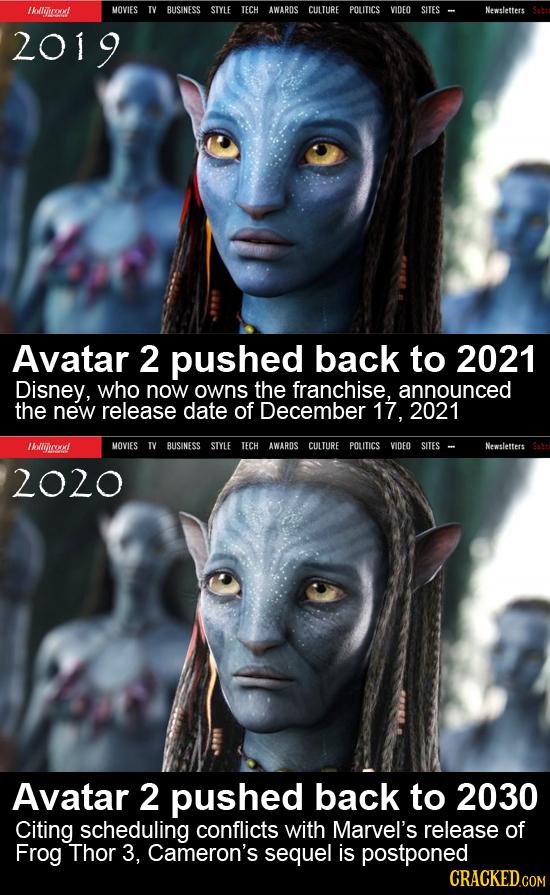 Inevitable Headlines We'll See Next Year