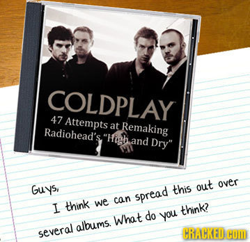 21 Albums They Don't Want You to Know About