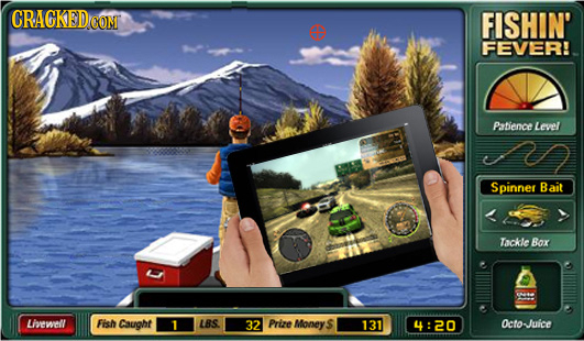 20 Real Tools We Wish We Could Smuggle into Video Games