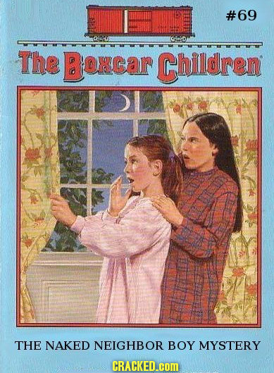 #69 The Borcar Children THE NAKED NEIGHBOR BOY MYSTERY CRACKED.cOM