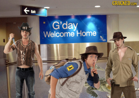 CRACKEDcO COM Exdt G'day Welcome Home 1