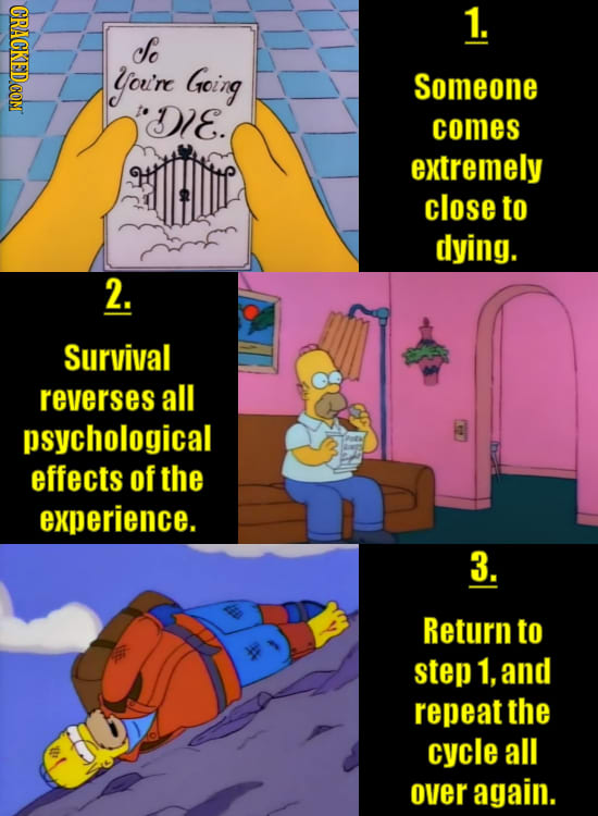How Hollywood Thinks Crises Play Out, In 3 Steps