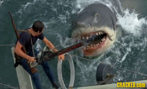 If Sam Raimi Had Directed 'Jaws'
