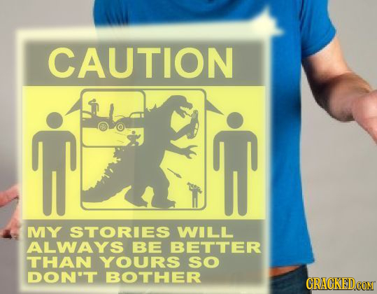 20 Types of People That Should Come With Warning Labels