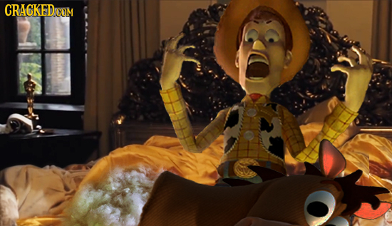The 25 Darkest Scenes in Movie History (As Disney Cartoons)
