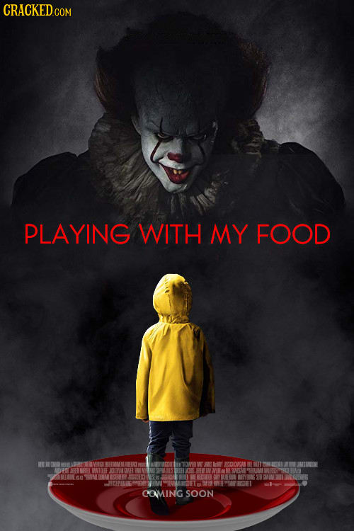 If Movie Posters Were From The Perspective Of Villains