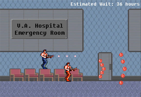 32 Rejected Versions of Video Game Hazards