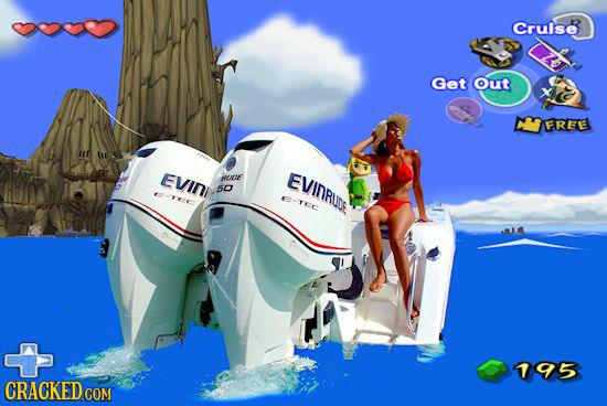 Cruise Get Out FREE 0 EVINI NLIE EVINRUTE 50 tec 195 CRACKED COM