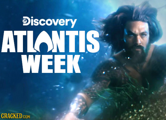 Discovery ATLONTIS WEEK CRACKED COM