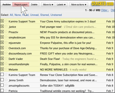 Inside The Inboxes of 15 Fictional Villains