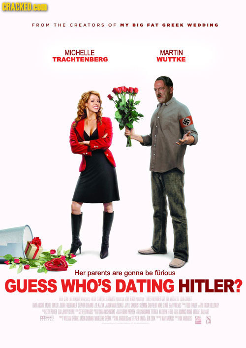 Awful Romantic Comedies They'll Probably Make Next